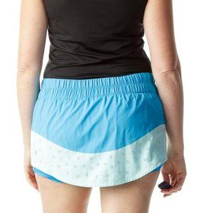 Lululemon Breeze by skirt skort size 8 blue